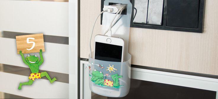 DIY: Handytankstelle aus alter Frosch Flasche – Froschblog