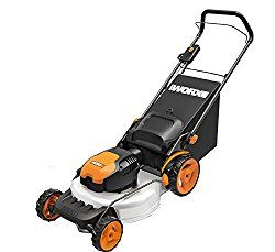 Buy this WORX WG720 12 Amp Electric Lawn Mower with deep discounted price online today.
