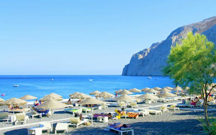 Oplev en af de smukkeste græske øer - Santorini. Se mere på www.apollorejser.dk/rejser/europa/graekenland/santorini