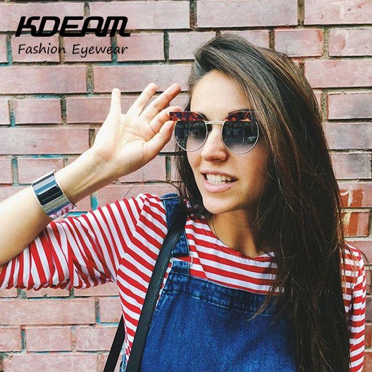 $13.74 (Buy here: https://alitems.com/g/1e8d114494ebda23ff8b16525dc3e8/?i=5&ulp=https%3A%2F%2Fwww.aliexpress.com%2Fitem%2FKDEAM-Eyewear-Hign-end-Street-Round-Sunglasses-Women-Hippie-Steampunk-Goggles-Eye-Brow-Sun-Glasses-Circle%2F32697663323.html ) KDEAM Eyewear Hign-end Street Round Sunglasses Women Hippie Steampunk Goggles Eye-Brow Sun Glasses Circle gafas redondo KD166 for just $13.74