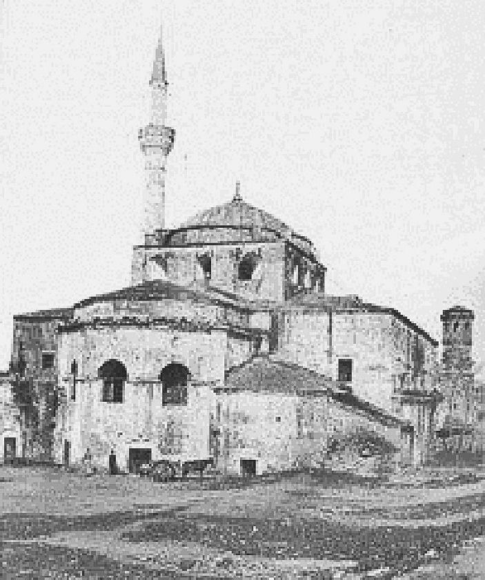 Selanik Ayasofya Camii Selanik Yunanistan Resimler