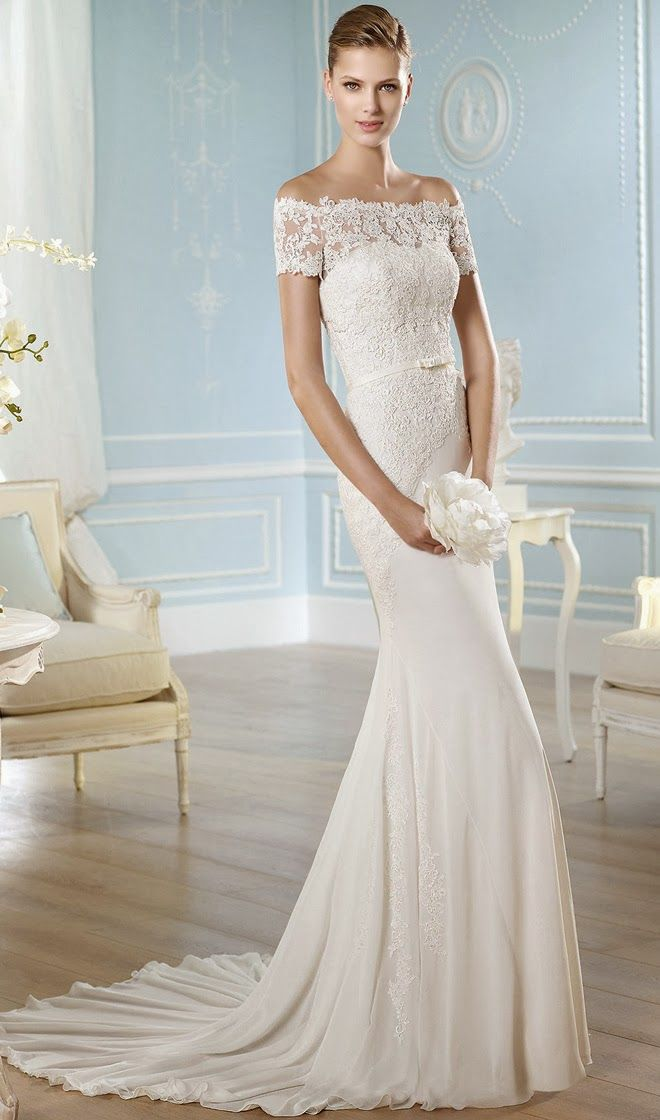San Patrick 2014 Bridal Collection | bellethemagazine.com