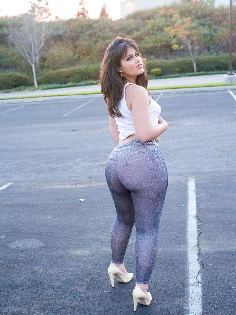 Big Butt White Ladies