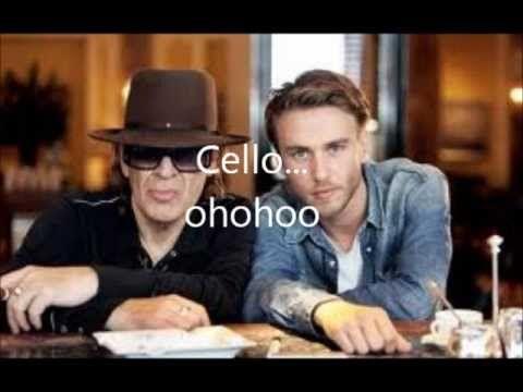 Cello -Udo Lindenberg ft. Clueso- Lyrics ♥