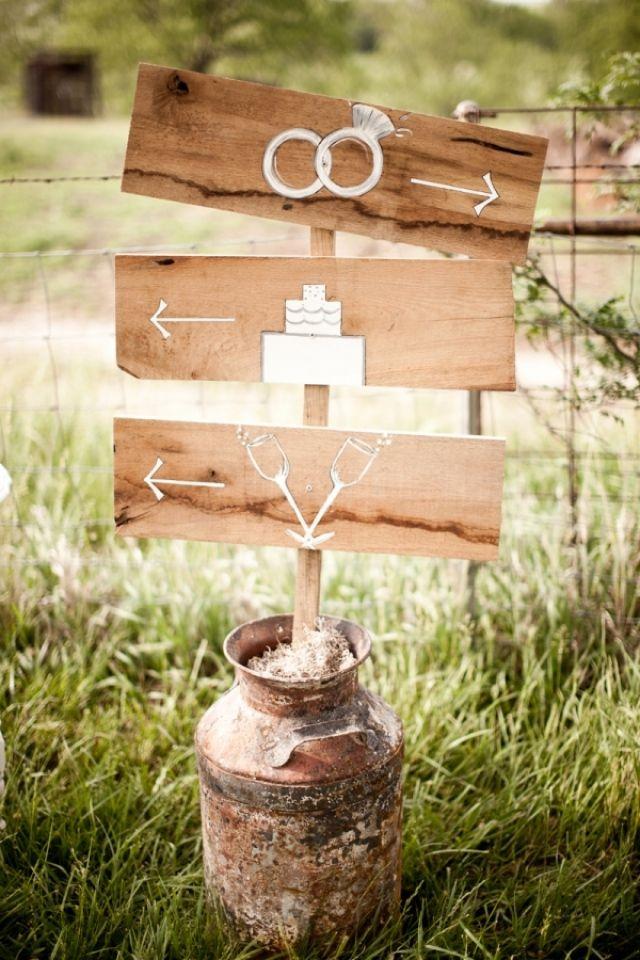 Bordjes op je bruiloft | ThePerfectWedding.nl