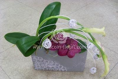 1000 images about bouquets fleurs artificielles on pinterest photo decorations mariage and. Black Bedroom Furniture Sets. Home Design Ideas