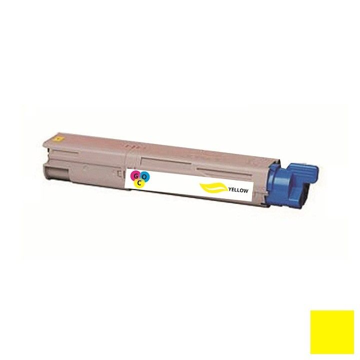 Printer cartridge voor Okidata C3300N 43459329.