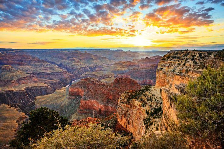 1位 アメリカ/グランド・キャニオン国立公園 3,876人が選んだ世界遺産ランキングBEST20!「実際に行ってよかった所」1位は…?