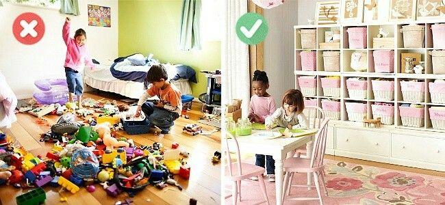 Lasten lelut näin!