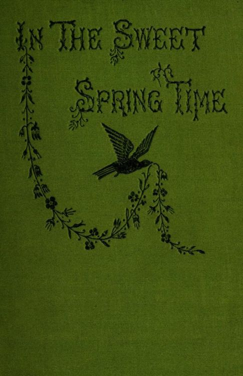 in the sweet spring time - Books About The Color Green