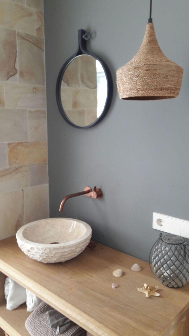 Ibiza Beach Villa Design By Studio Cocoon Bathroom Design With Piet Boon By Cocoon