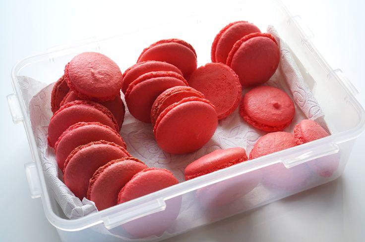 Макарон, пошаговый фото рецепт приготовления macaron, кулинарный блог andychef.ru