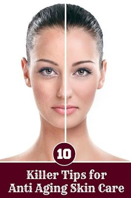 Ten Killer Tips for Anti Aging Skin Care .| Discover natural fountain of youth