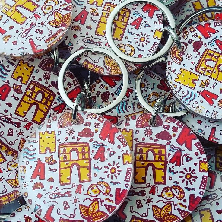 #plexiglass #keychain for @yiassougreece 💙💙 #yiassou #evileye #cavala #yellow #red #brown #white #screenprint #instaartwork #instaart #silkscreen #lazercut #greekdesigners #souvenirs from #greece #photooftheday #handmade #handprint #handcraft Like Comment 40 likes plexiartshop#plexiglass #keychain for @yiassougreece 💙💙 #yiassou #evileye #cavala #yellow #red #brown #white #screenprint #instaartwork #instaart #silkscreen #lazercut #greekdesigners #souvenirs from #greece #photooftheday…