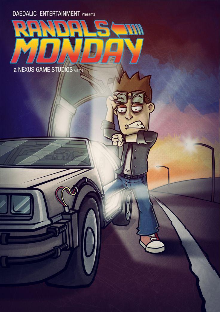 Randal's Monday Back to the Future