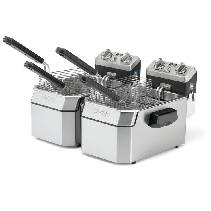 black friday waring commercial heavy duty double electric deep fryer from waring cyber monday