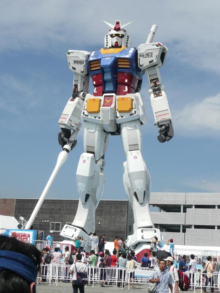 Japan's ultimate weapon  GUNDAM