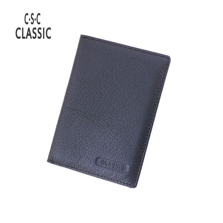 Men&Women Genuine Leather Passport Cover Passport Card Bag cowhide Passport Holder multi card holder Free shipping