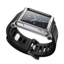LunaTik TickTok LunaTik Silver iPod Nano Watchband LTSLV-003