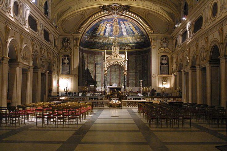 File:Santa-Maria-In-Trastevere-Interior.jpg