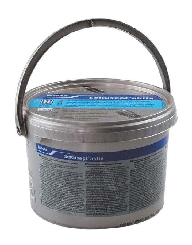 Sekusept Aktív 1,5 kg műszer és eszközfertőtlenítő