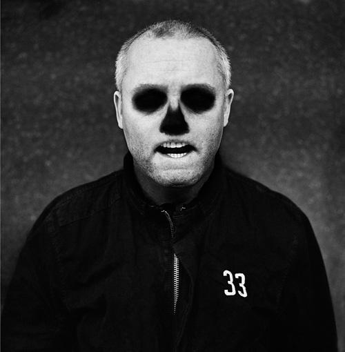 Damien Hirst by Anton Corbijn
