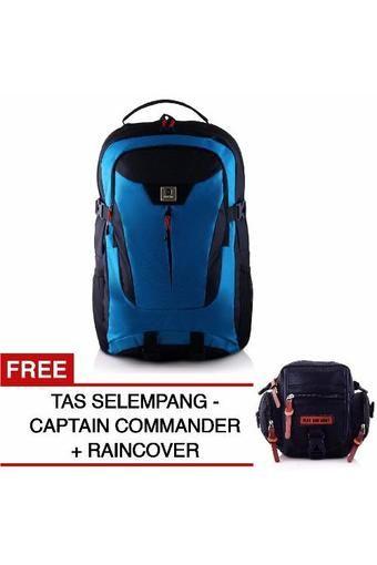 Belanja Gear Bag - The Flash Edition Labtop Slot - Blue + Raincover + GRATIS Tas Selempang Captain Commander Murah - Belanja di Lazada. FREE ONGKIR & Bisa COD.