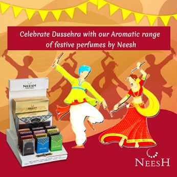 Neesh Wishes Everyone A Very Happy Dussehra! Enjoy The Victory Of Good Over  Evil With