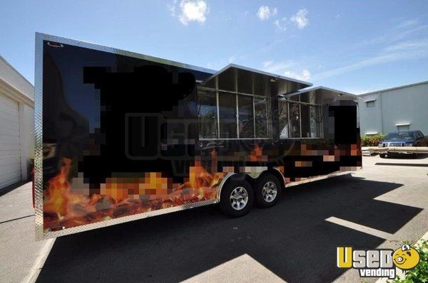New Listing: https://www.usedvending.com/i/2016-8.5-x-28-Mobile-Kitchen-Food-Concession-Trailer-for-Sale-in-Arizona-/AZ-P-817Z 2016 - 8.5' x 28' Mobile Kitchen Food Concession Trailer for Sale in Arizona!!!