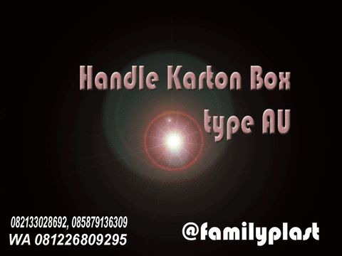 Handle Karton Box type AU  #handle, #karton, #box, #familyplast, #familyplastic, #kemasan, #kardus, #doz, #dus, #electronic, #charcoal, #garment, #textile, #souvenir, #yahoo, #google, #bing, #instagram, #flickr, #tumblr, #giphy, #tenor, #twitter, #whatsapp, #facebook, #Trending , #indonesia, #indonetwork, #product, #hangtag, ##souvenir, #ups, #pack, #tv, #lcd, #led, #lamp, #sarung, #tenun, #batubara, #arang, #energy, #terbarukan, #solarcell, #corrugated, #paper, #bisnis, #promo, #iklan…