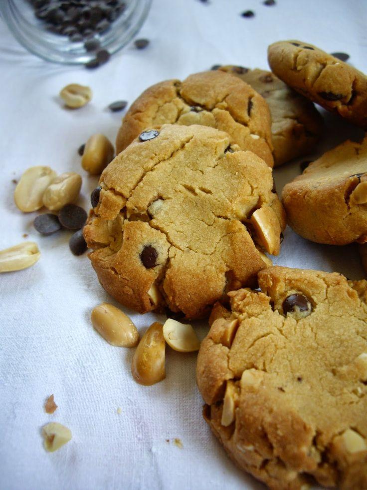 Coffee&ChoColate: Biscotti alle arachidi (Veg)