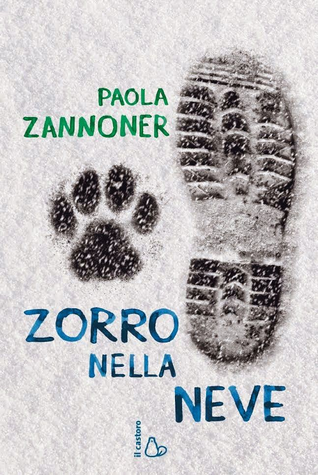 """""""Zorro nella neve"""" di Paola Zannoner Ragazzo che viene salvato da un cane e entra nel soccorso alpino"""