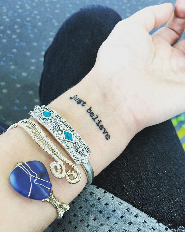 Small Inspirational Tattoos | POPSUGAR Smart Living