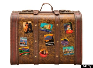 Use props, like a suitcase, when teaching #geography, #travel, or #global awareness. Amy's Travels is the perfect lesson for this! Visit  www.creativemindspublications.com to get the plan.