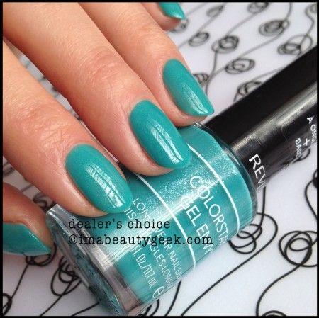 REVLON GEL ENVY LONGWEAR POLISH: REVIEW AND SWATCHFEST   Makeup. Hair. & Nails <3   Revlon gel envy, Revlon nail polish, Colorstay gel envy