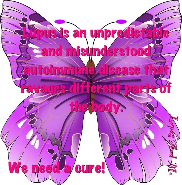 Breast cancer with lupus