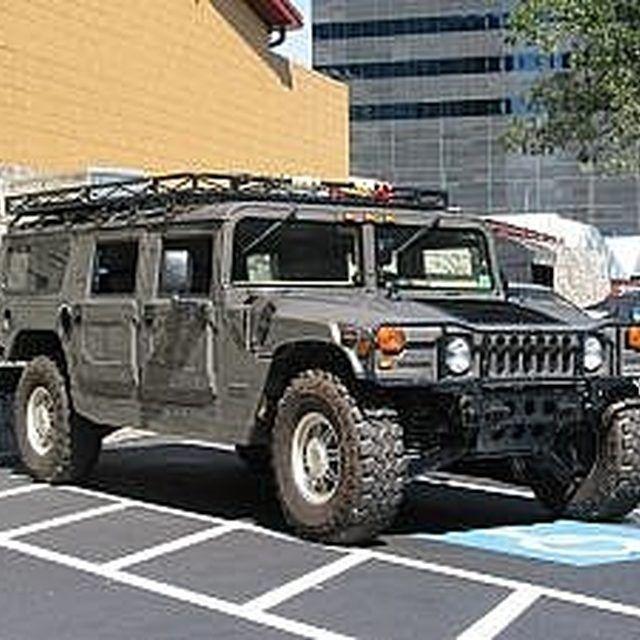 Army Surplus Vehicles