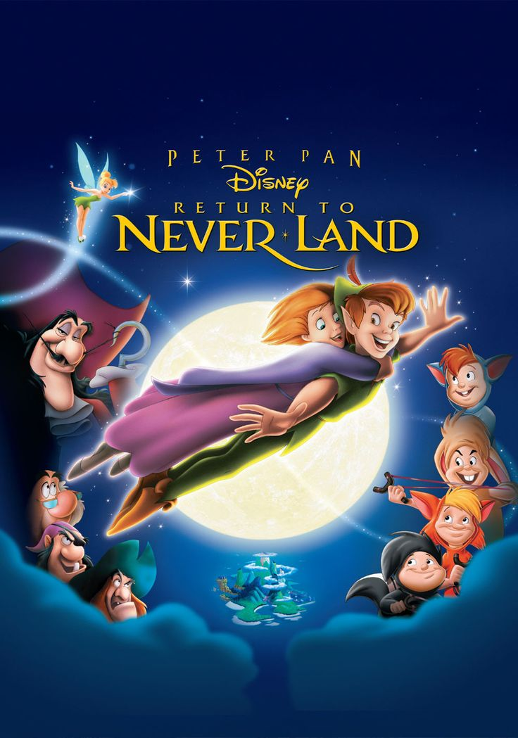 Return to Never Land (also known as Peter Pan 2 or Peter Pan 2: Return to Never Land') is a 2002 American animated fantasy comedy-drama film produced by DisneyToon Studios in Sydney, Australia and released by Walt Disney Pictures. The film is a …