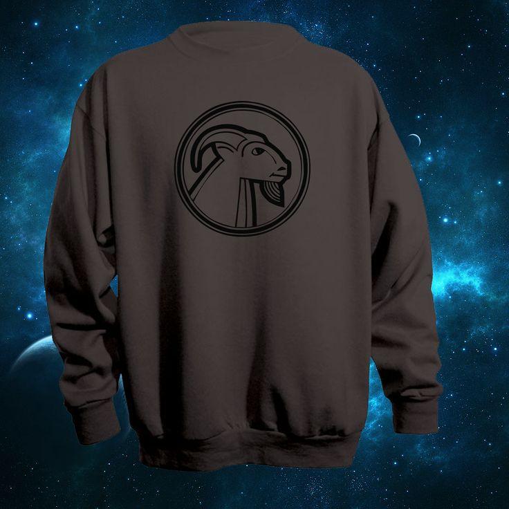Capricorn sweatshirt in sale.