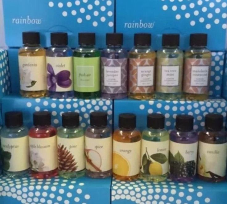 Complete Collection for Rainbow Vacuum & Rainmate 15X2oz. Fragrances Oils Scents in Home & Garden, Household Supplies & Cleaning, Vacuum Parts & Accessories | eBay