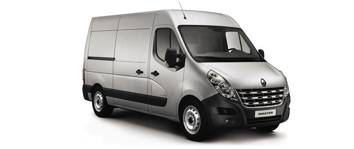 The New Renault Master Van range offers economical and practical vans for your business.