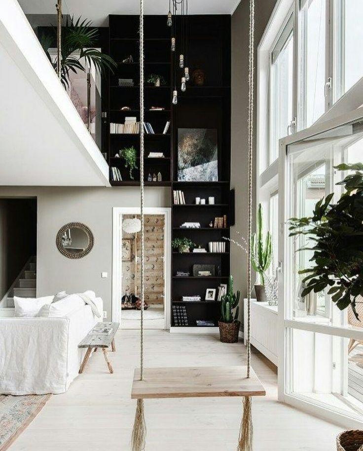 Oltre 25 fantastiche idee su soffitti alti su pinterest for Piccole planimetrie a concetto aperto
