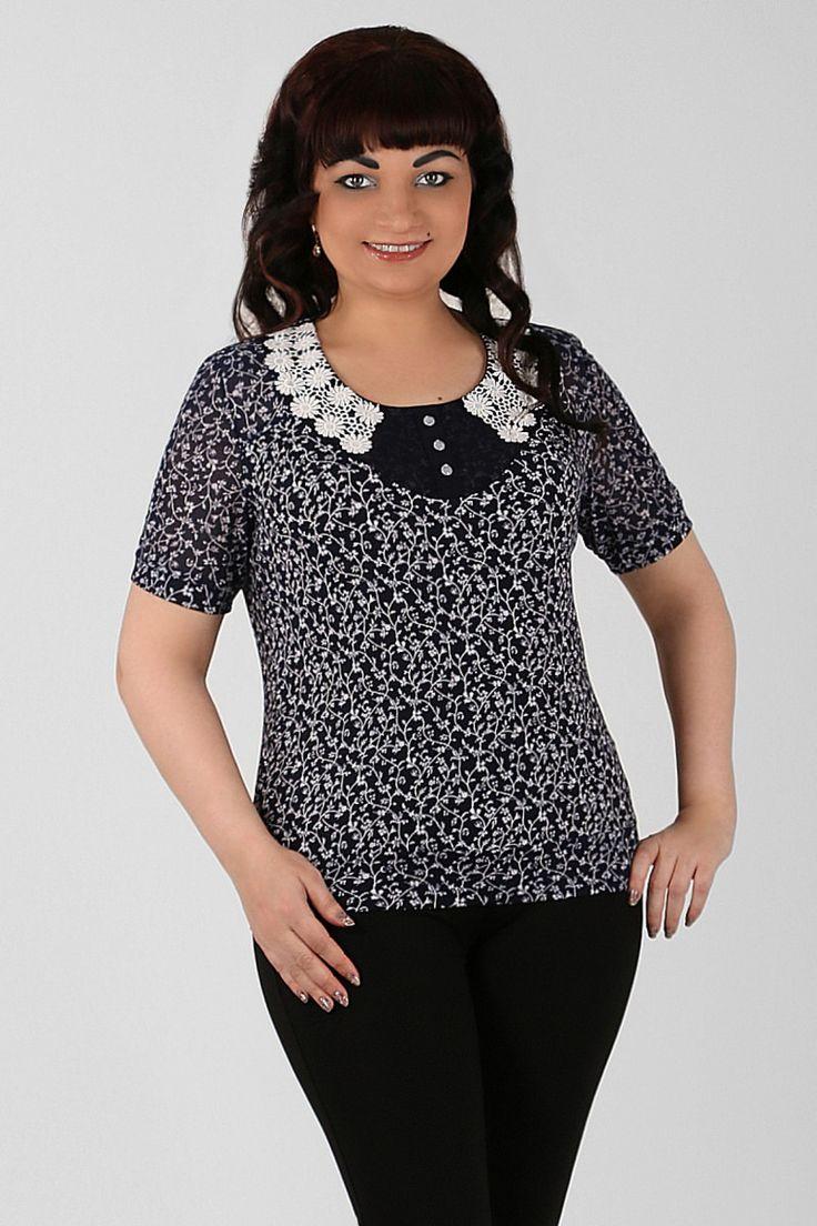 Блуза 19-70 СИМАН 3843