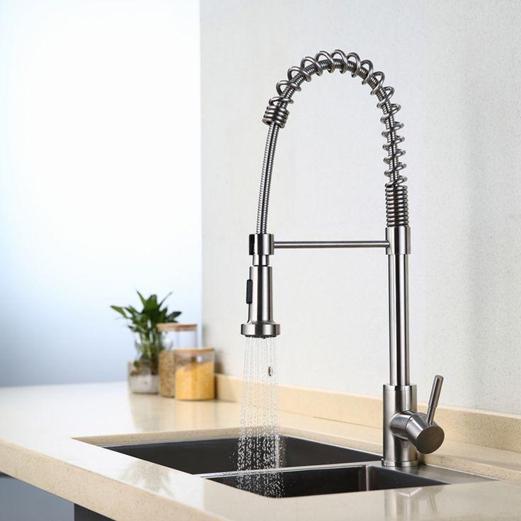 Kitchen Faucet Pull Out,Faucet Kitchen,Kitchen Faucet Mixer,Taps For Kitchen Sink,Mixer Tap HG-1229DA