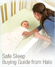 baby sleep and safe