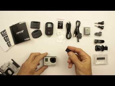 GoPro HERO Camera Quick Start Manual