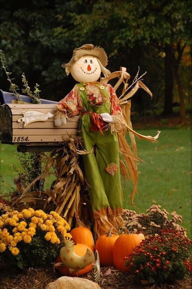 Scarecrow Ideas for the Homestead