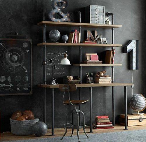 die besten 17 ideen zu schreibtisch selbst bauen auf. Black Bedroom Furniture Sets. Home Design Ideas