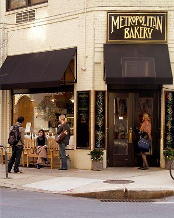 Metropolitan Bakery, Rittenhouse Square