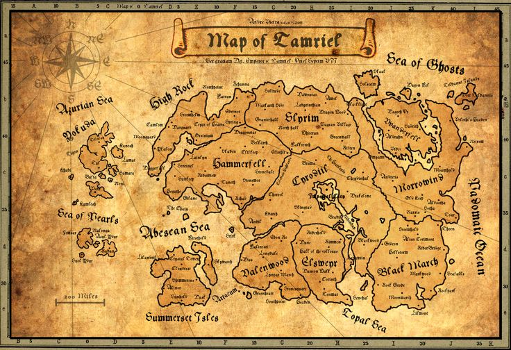 17 best games map images on pinterest cards fantasy map and game also known as dragon land is a landmass east of tamriel the two continents have a history of animosity towards each other ancient map of tamriel gumiabroncs Gallery